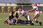 2013 Football: Mountain View High School v. Burlingame