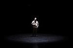 SANS PAROLES<br /> <br /> Chorégraphie et interprétation Laos<br /> Saxophone, danse et interprétation Kévin Théagène<br /> Cadre : Festival Suresnes Cités Danse 2016<br /> Date : 22/01/2016<br /> Lieu : Théâtre de Suresnes Jean Vilar<br /> Ville : Suresnes<br /> © Laurent Paillier / photosdedanse.com