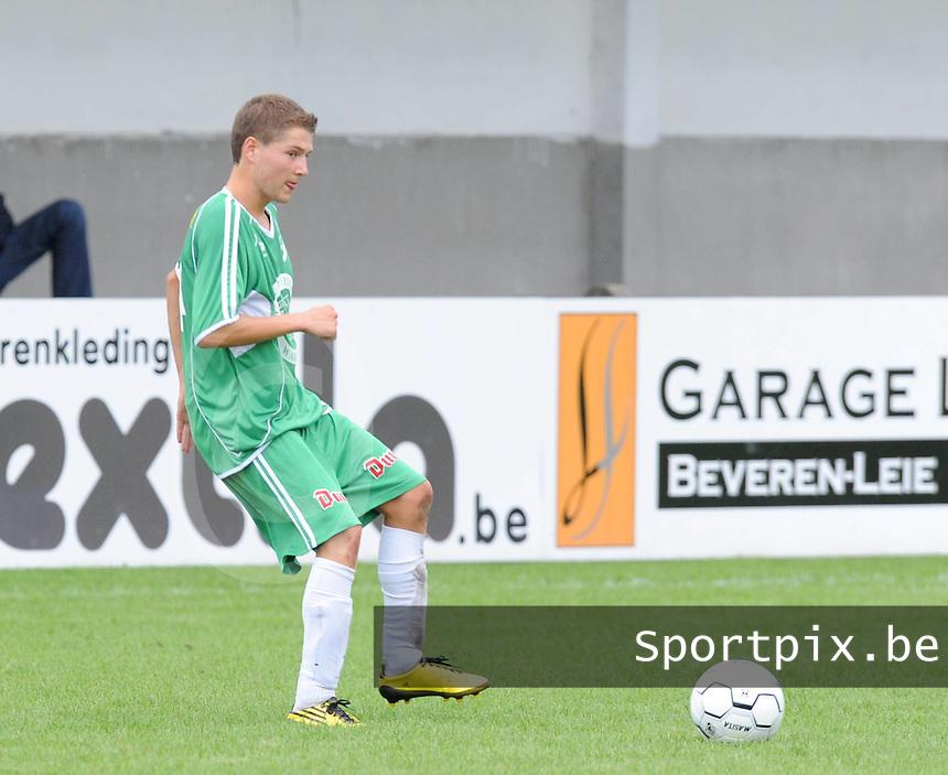 Deerlijk sport : Thomas Vanquickelberghe.foto VDB / BART VANDENBROUCKE