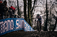 Matej Ulik (SVK)<br /> <br /> U23 Men's Race<br /> UCI CX Worlds 2018<br /> Valkenburg - The Netherlands