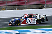 #18: Jeffrey Earnhardt, Joe Gibbs Racing, Toyota Supra iK9