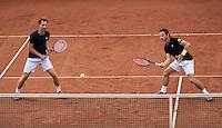 The Hague, Netherlands, 28 July, 2016, Tennis,  The Hague Open, Doubles: Wesley Koolhof / Matwe Middelkoop (NED) (L)<br /> Photo: Henk Koster/tennisimages.com