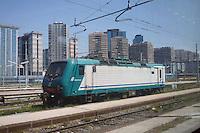- Napoli Centrale railway station and Directional Center....- stazione di Napoli Centrale e Centro Direzionale