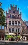 Deutschland, Nordrhein-Westfalen, Xanten: das Gotische Haus am Marktplatz | Germany, Northrhine-Westphalia, Xanten: 'The Gotic House' at market square