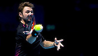 Stan Wawrinka v Roger Federer - Semi Final 2 - 21.11.2015