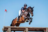 NZL-Greer Caddigan rides PHS Hilton. CCN80-S. 2021 NZL-RANDLAB Matamata Horse Trial. Saturday 20 February. Copyright Photo: Libby Law Photography.