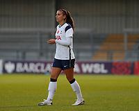 Alex Morgan of Tottenham  during Tottenham Hotspur Women vs Reading FC Women, Barclays FA Women's Super League Football at the Hive Stadium on 7th November 2020