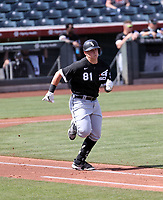Andrew Vaughn - Chicago White Sox 2021 spring training (Bill Mitchell)