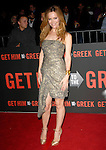 Leslie Mann at the Universal Pictures L.A. Premiere of Get Him to The Greek held at The Greek Theatre in Los Feliz, California on May 25,2010                                                                   Copyright 2010  DVS / RockinExposures