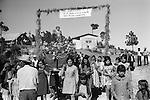 Chiquival state of Quetzaltenango Guatemala. Fiesta Titular San Pedro Chiquival. 1973 1970s