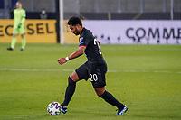 Serge Gnabry (Deutschland Germany) - 25.03.2021: WM-Qualifikationsspiel Deutschland gegen Island, Schauinsland Arena Duisburg