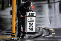 Christchurch, New Zealand on Monday, 30 November 2020. Photo: Dave Lintott / lintottphoto.co.nz