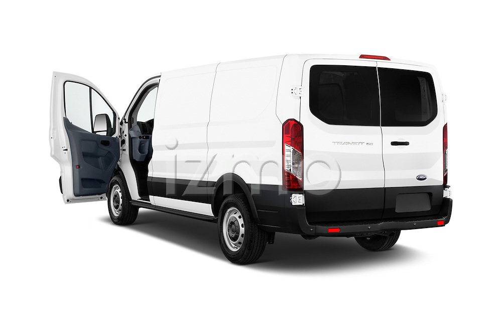 Car images of a 2015 Ford Transit 150 Van 2 Door  Doors