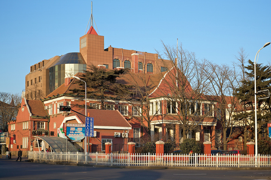 The Tsingtao Club, Qingdao (Tsingtao).
