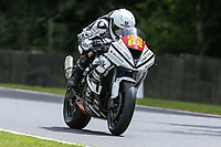 Tom Neave of the Neave Twins team (No. 68) competing in the Pirelli National Superstock 600 Championship during Saturday Qualifying at the 2017 BSB Round 6 - Brands Hatch GP Circuit at Brands Hatch, Longfield, England on Saturday 22 July 2017. Photo by David Horn/PRiME Media Images