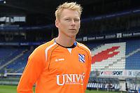 VOETBAL: HEERENVEEN: Abe Lenstra Stadion, 01-07-2013, Fotopersdag SC Heerenveen, Eredivisie seizoen 2013/2014, Brian Vandenbussche, © Martin de Jong