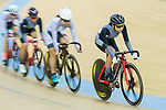 Leung Wing Yee of the Ligne 8- CSR competes in Women Elite - Omnium II Tempo Race during the Hong Kong Track Cycling National Championship 2017 on 25 March 2017 at Hong Kong Velodrome, in Hong Kong, China. Photo by Chris Wong / Power Sport Images