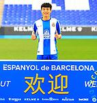 2019.01.29 WU LEI new RCD Espanyol Player