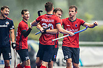 Mannheimer HC v Berliner HC - Platz 3 - Herren - Liga-Cup 2021