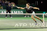 ABN AMRO World Tennis Tournament, Rotterdam, The Netherlands, 14 februari, 2017, Wesley Koolhof (NED)<br /> Photo: Henk Koster