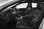 Front seat view of 2018 Volvo S60 R-Design 4 Door Sedan Front Seat  car photos