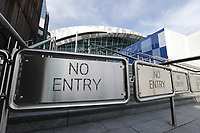 9th May 2020, Tottenham Hotspur Stadium, London, England; The Stadium, home of Tottenham Hotspur, deserted during the lockdown for the Covid-19 virus