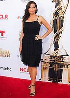 PASADENA, CA, USA - OCTOBER 10: Constance Marie arrives at the 2014 NCLR ALMA Awards held at the Pasadena Civic Auditorium on October 10, 2014 in Pasadena, California, United States. (Photo by Celebrity Monitor)