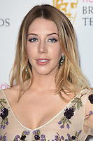 Katherine Ryan<br /> in the winners room at the 2016 BAFTA TV Awards, Royal Festival Hall, London<br /> <br /> <br /> ©Ash Knotek  D3115 8/05/2016