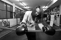 Milano, palestra Boxesir, corsi di kickboxing per adolescenti