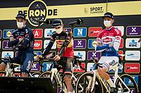 Mathieu Van der Poel (NED/Alpecin-Fenix) pre-race<br /> <br /> 104th Ronde van Vlaanderen 2020 (1.UWT)<br /> 1 day race from Antwerpen to Oudenaarde (BEL/243km) <br /> <br /> ©kramon