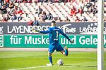 Avdo Spahic im Spiel gegen den SV Waldhof beim Spiel in der 3. Liga, 1. FC Kaiserslautern - SV Waldhof Mannheim.<br /> <br /> Foto © PIX-Sportfotos *** Foto ist honorarpflichtig! *** Auf Anfrage in hoeherer Qualitaet/Aufloesung. Belegexemplar erbeten. Veroeffentlichung ausschliesslich fuer journalistisch-publizistische Zwecke. For editorial use only. DFL regulations prohibit any use of photographs as image sequences and/or quasi-video.