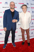 LOS ANGELES - AUG 19:  Charles Busch, Carl Andress at The Sixth Reel World Premiere at Directors Guild of America on August 19, 2021 in Los Angeles, CA