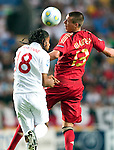 Michael Mancienne, Sandro Wagner, The Final Germany-England, 06292009, U21 EURO 2009 in Sweden