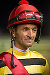 21 July 2012: 21 July 2012: Robby Albarado after winning the $600,000 Virginia Derby (gr II) at Colonial Downs in New Kent, Va. Silver Max is owned by Mark Bacon and Dana Wells and trained by Dale Romans.(Susan M. Carter/Eclipse Sportswire)(Susan M. Carter/Eclipse Sportswire)