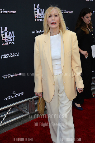 """Sally Kellerman at the premiere of """"Grandma"""", the opening movie of the Los Angeles Film Festival, at the Regal Cinema LA Live.<br /> June 11, 2015  Los Angeles, CA<br /> Picture: Paul Smith / Featureflash"""