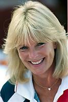 ARCHIVE: MONACO:  JUNE 1988: Linda Evans at celebrity tennis tournament in Monaco.<br /> File photo © Paul Smith/Featureflash