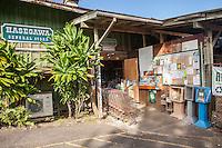 The old Hasegawa General Store, Hana, Maui.