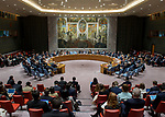 Security Council meeting: The situation in the Middle East