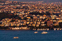 Europe/Turquie/Istanbul :  Rive orientale du Bosphore  //  Europe / Turkey / Istanbul: Eastern shore of the Bosphorus