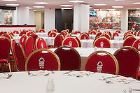 The Robin Hood Suite at Nottingham Forest Football Club