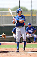 Joshua Richmond - Texas Rangers - 2010 Instructional League.Photo by:  Bill Mitchell/Four Seam Images..