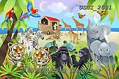 GIORDANO, CHILDREN, KINDER, NIÑOS, paintings+++++,USGI2891,#k# ,puzzle