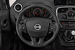 Car pictures of steering wheel view of a 2020 Nissan NV250 Visia 5 Door Car Van Steering Wheel