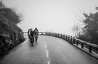 breakaway group<br /> <br /> 76th Paris-Nice 2018<br /> Stage 7: Nice > Valdeblore La Colmiane (175km)