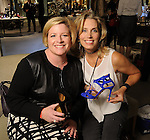 Kelly Mathews Shelby Nielsen at a Dress for Dinner event featuring shoe designer Edgardo Osorio at Saks Fifth Avenue Wednesday Oct. 28, 2015.(Dave Rossman photo)
