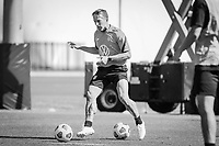 BRADENTON, FL - JANUARY 21: Jason Kreis of the United States during a training session at IMG Academy on January 21, 2021 in Bradenton, Florida.