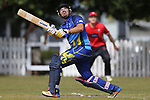 NELSON, NEW ZEALAND -MARCH 27: T20 Final ACOB v Stoke/Nayland Saturday 27  March 2021,Marsden Rec,Nelson New Zealand. (Photo by Evan Barnes Shuttersport Limited)