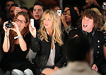 Heather Locklear and Richie Sambora sit in the front row while their daughter Ava Sambora walks the Runway at The WTB Spring 2011 Fashion Show Presented by Richie Sambora & Nikki Lund held at Sunset Gower Studios in Hollywood, California on October 17,2010                                                                               © 2010 Hollywood Press Agency