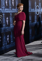 Sophie Turner @ the Los Angeles premiere of HBO 'Game of Thrones' season 6 held @ the Chinese theatre.<br /> April 10, 2016