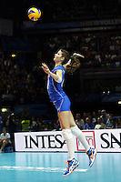 Cristina Chirichella <br /> Milano 12-10-2014 Forum Assago Mondiali <br /> Volley Women's World Championship Italy 2014 <br /> Italia <br /> Foto Insidefoto